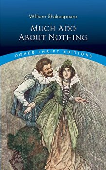Much Ado about Nothing, Paperback/William Shakespeare poza cate