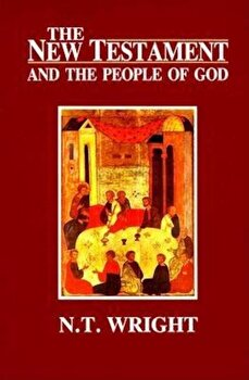 The New Testament and the People of God, Paperback/N. T. Wright image0