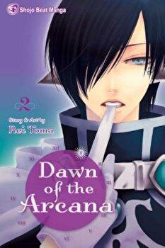 Dawn of the Arcana, Volume 2, Paperback/Rei Toma imagine