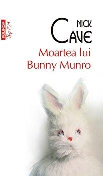 Coperta Carte Moartea lui Bunny Munro