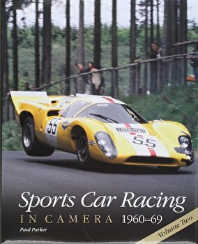 Sports Car Racing in Camera, 1960-69: Volume Two, Hardcover/Paul Parker poza cate