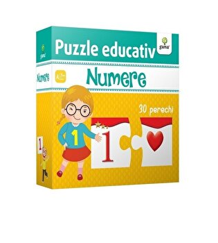 Numere - Puzzle educativ/*** imagine