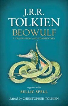 Beowulf: A Translation and Commentary, Paperback/J. R. R. Tolkien poza cate