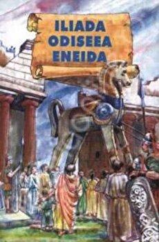 Iliada, Odiseea, Eneida/*** imagine elefant 2021