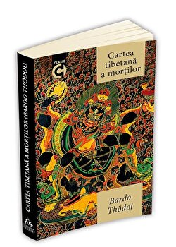 Bardo thodol - cartea tibetana a mortilor/Bardo Thodol imagine elefant.ro 2021-2022