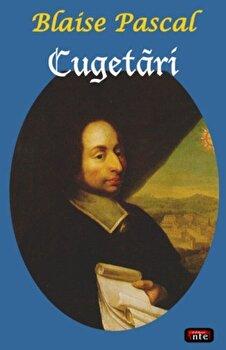 Cugetari/Blaise Pascal poza cate