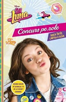 Soy Luna. Concurs pe role/Disney imagine
