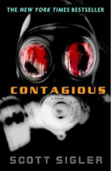 Contagious, Paperback/Scott Sigler poza cate