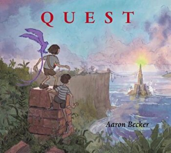 Quest, Hardcover/Aaron Becker poza cate