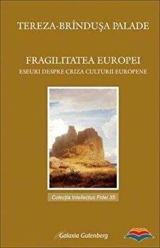 Imagine Fragilitatea Europei - Eseuri Despre Criza Culturii Europene - tereza-brandusa