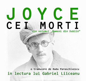 Cei morti (2 CD)/James Joyce imagine elefant 2021