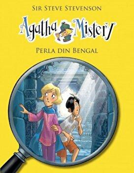 Agatha Mistery - Perla din Bengal, Vol. 2/Steve Stevenson