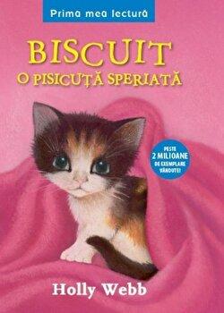 Imagine Biscuit, O Pisicuta Speriata - holly Webb