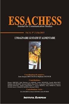 Essachess - Limaginaire Gustatif et Alimentaire/*** imagine elefant.ro 2021-2022