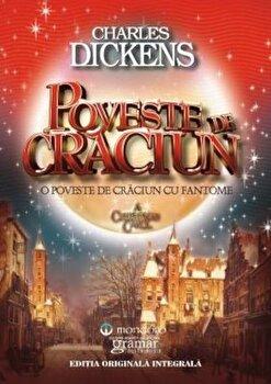 Poveste de Craciun/Charles Dickens imagine elefant.ro 2021-2022