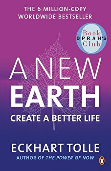 A New Earth/Eckhart Tolle poza cate