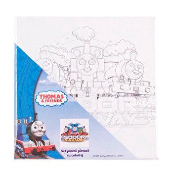 Set panza pictura cu coloriaj Thomas & Friends
