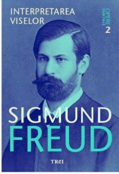 Opere Esentiale, vol. 2 - Interpretarea viselor/Sigmund Freud imagine elefant 2021
