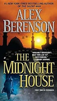 The Midnight House, Paperback/Alex Berenson poza cate