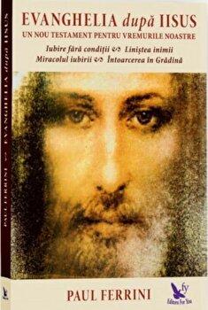 Coperta Carte Evanghelia dupa Iisus