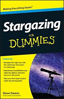 Stargazing for Dummies, Paperback/Steve Owens imagine
