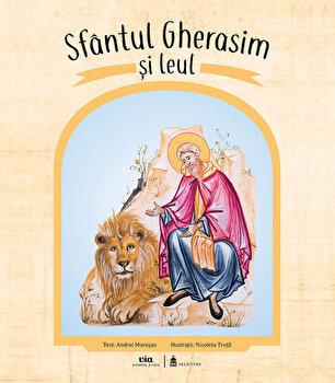 Sfantul Gherasim si leul/Andrei Muresan