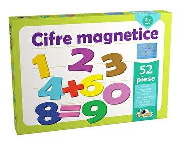 Joc educativ - Cifre magnetice