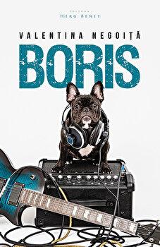 Coperta Carte Boris