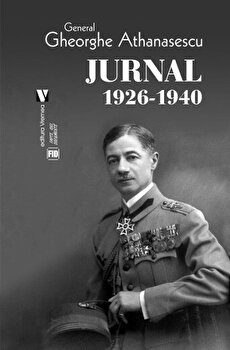 Jurnal 1926-1940/Gheorghe Athanasescu
