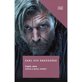 Imagine Lupta Mea - Cartea A Sasea: Sfarsit - karl Ove Knausgard