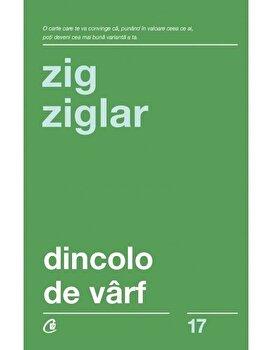 Coperta Carte Dincolo de varf. Editia a III-a