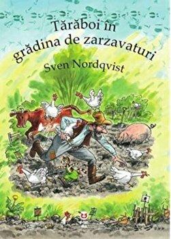 Taraboi in gradina de zarzavaturi/Sven Nordqvist