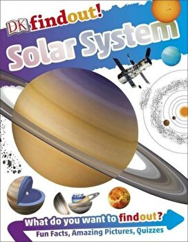 DK Find Out! Solar System/*** poza cate