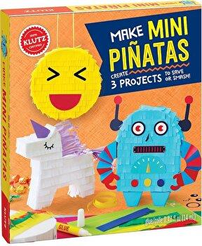 Make Mini Pinatas, Paperback/Editors of Klutz poza cate