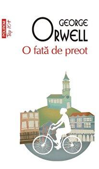 O fata de preot (editie de buzunar)-George Orwell imagine