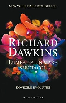 Lumea ca un mare spectacol. Dovezile evolutiei/Richard Dawkins imagine elefant 2021