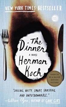 The Dinner, Paperback/Herman Koch image0
