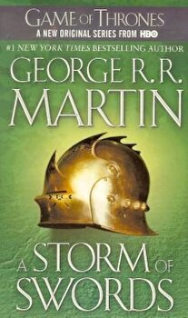 Storm of Swords, Hardcover/George R. R. Martin poza cate