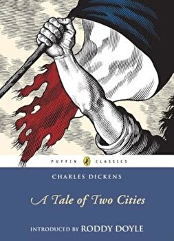 A Tale of Two Cities, Paperback/Charles Dickens poza cate