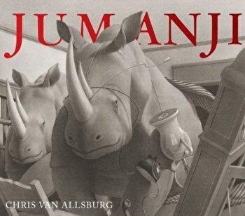Jumanji/Chris Van Allsburg