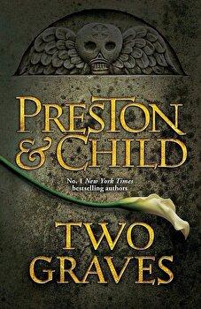 Two Graves, Paperback/Douglas Lincoln Child Preston image0