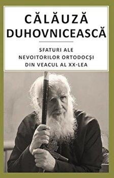 Calauza duhovniceasca. Sfaturi ale nevoitorilor ortodocsi din veacul al XX-lea/Gheorghita Ciocioi imagine