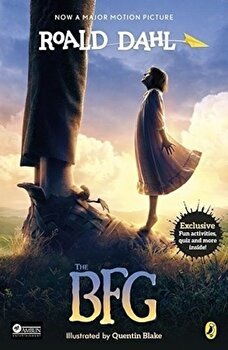 The BFG/Roald Dahl poza cate