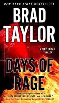 Days of Rage, Paperback/Brad Taylor poza cate