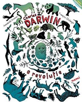 Charles Darwin, o revolutie/Annabelle Kremer imagine elefant 2021
