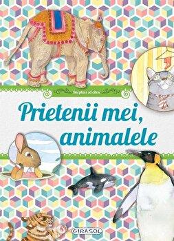 Imi place sa citesc - Prietenii mei, animalele./*** imagine