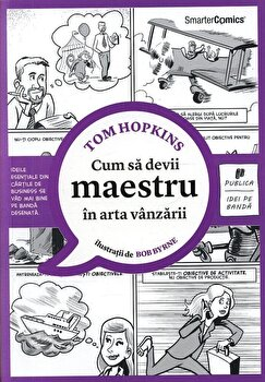 Cum sa devii maestru in arta vanzarii/Tom Hopkins imagine elefant 2021
