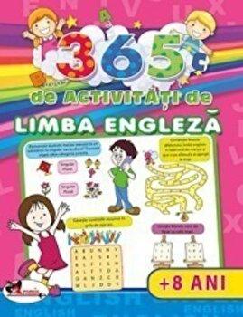365 de activitati de limba engleza (+8 ani)/***