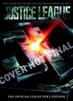 Justice League Official Collector's Edition, Hardcover/Titan image0