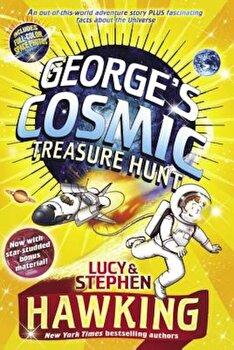 George's Cosmic Treasure Hunt, Paperback/Lucy Hawking poza cate